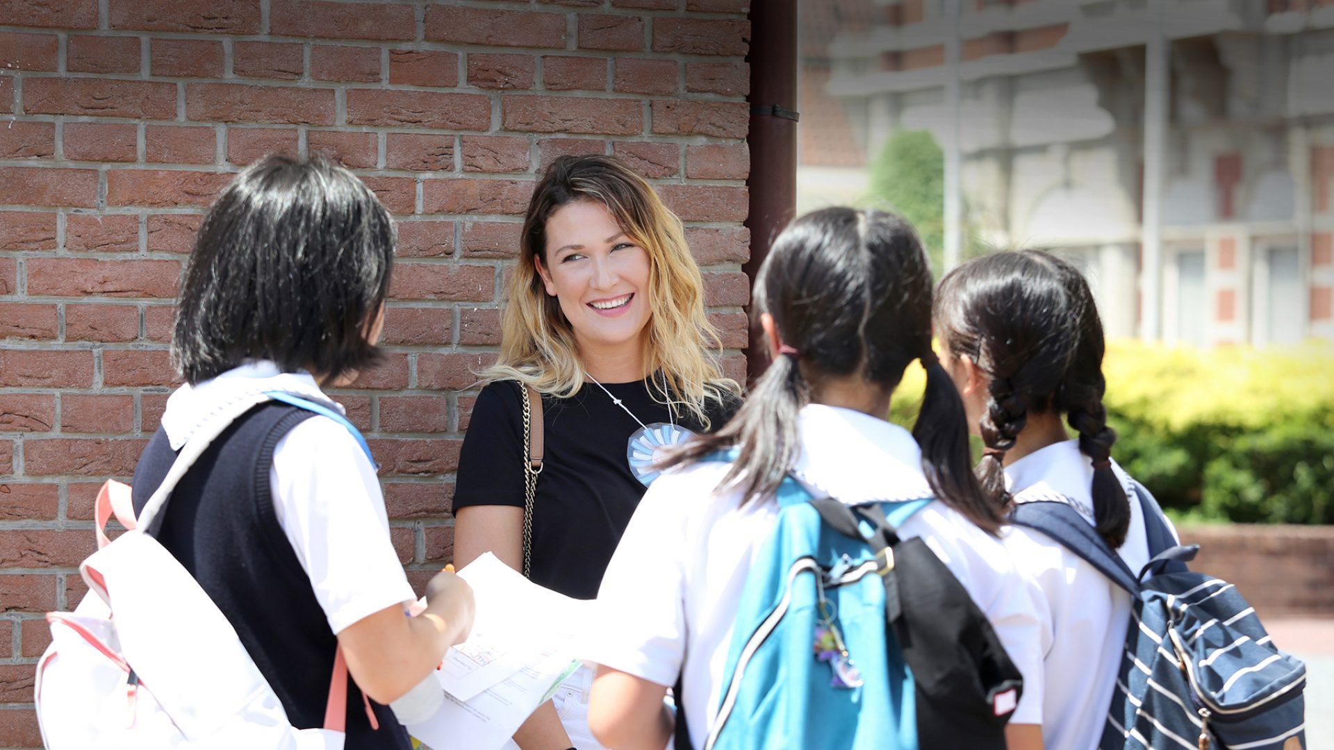 FUN FIRST 英語プログラム|株式会社ジャイロスコープ